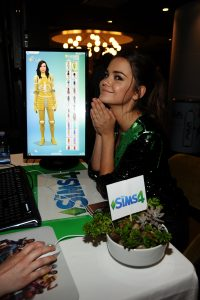 TheSimsTCA - Maia Mitchell